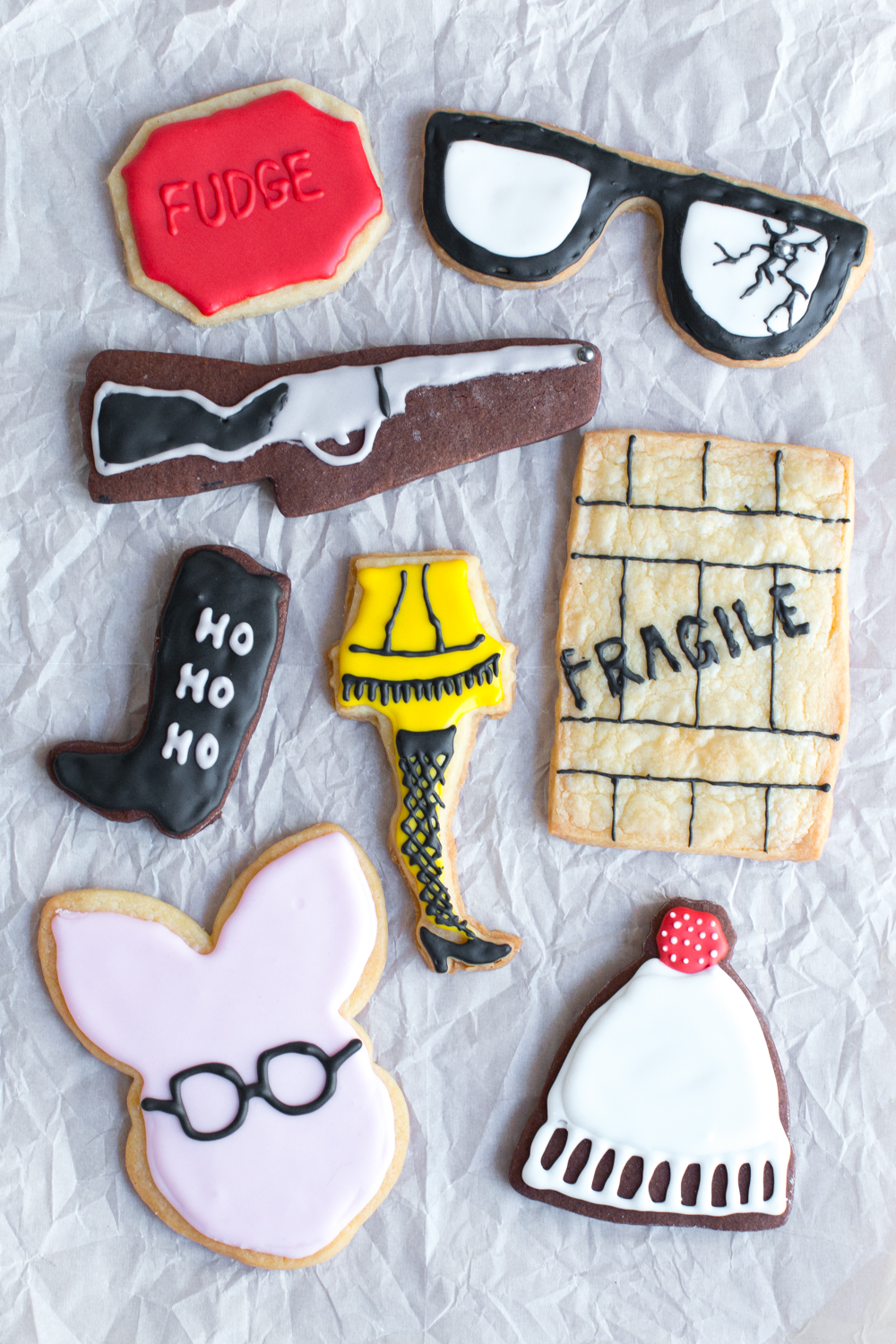 A Christmas Story Cookies
