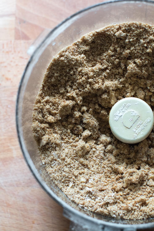 ginger molasses tart dough