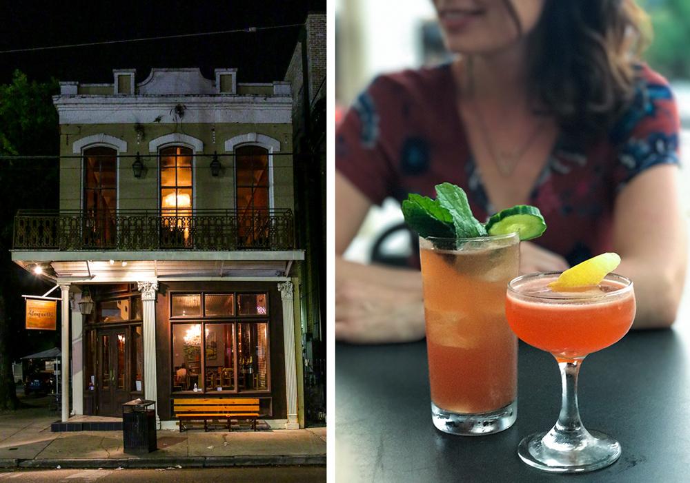Coquette in New Orleans, LA.