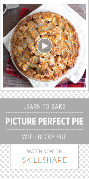 Learn to bake Picture Perfect Pie - video at Skillshare.com