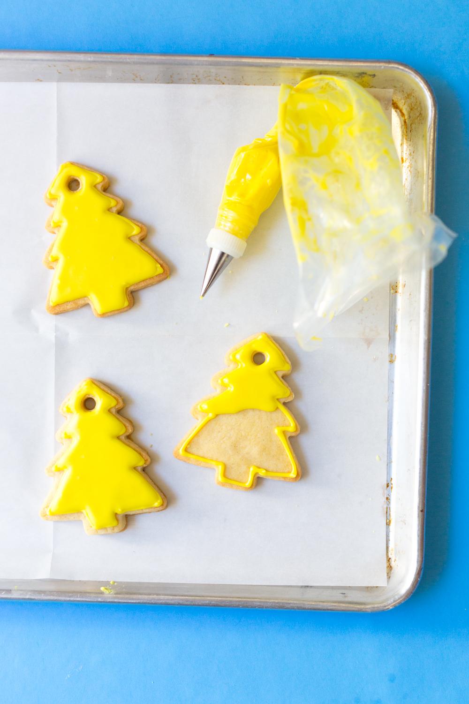 Vanillaroma Cookies icing