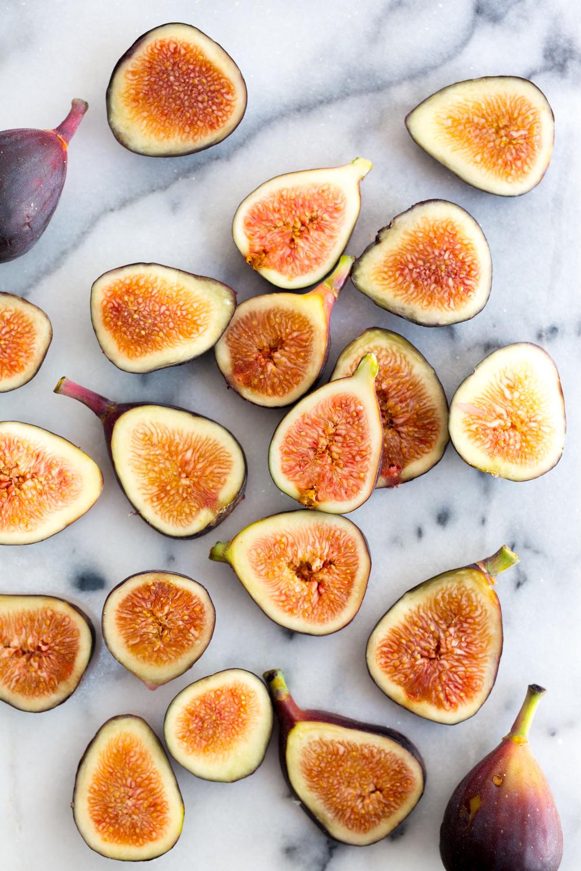 Fig and Pistachio Pesto Pizza figs
