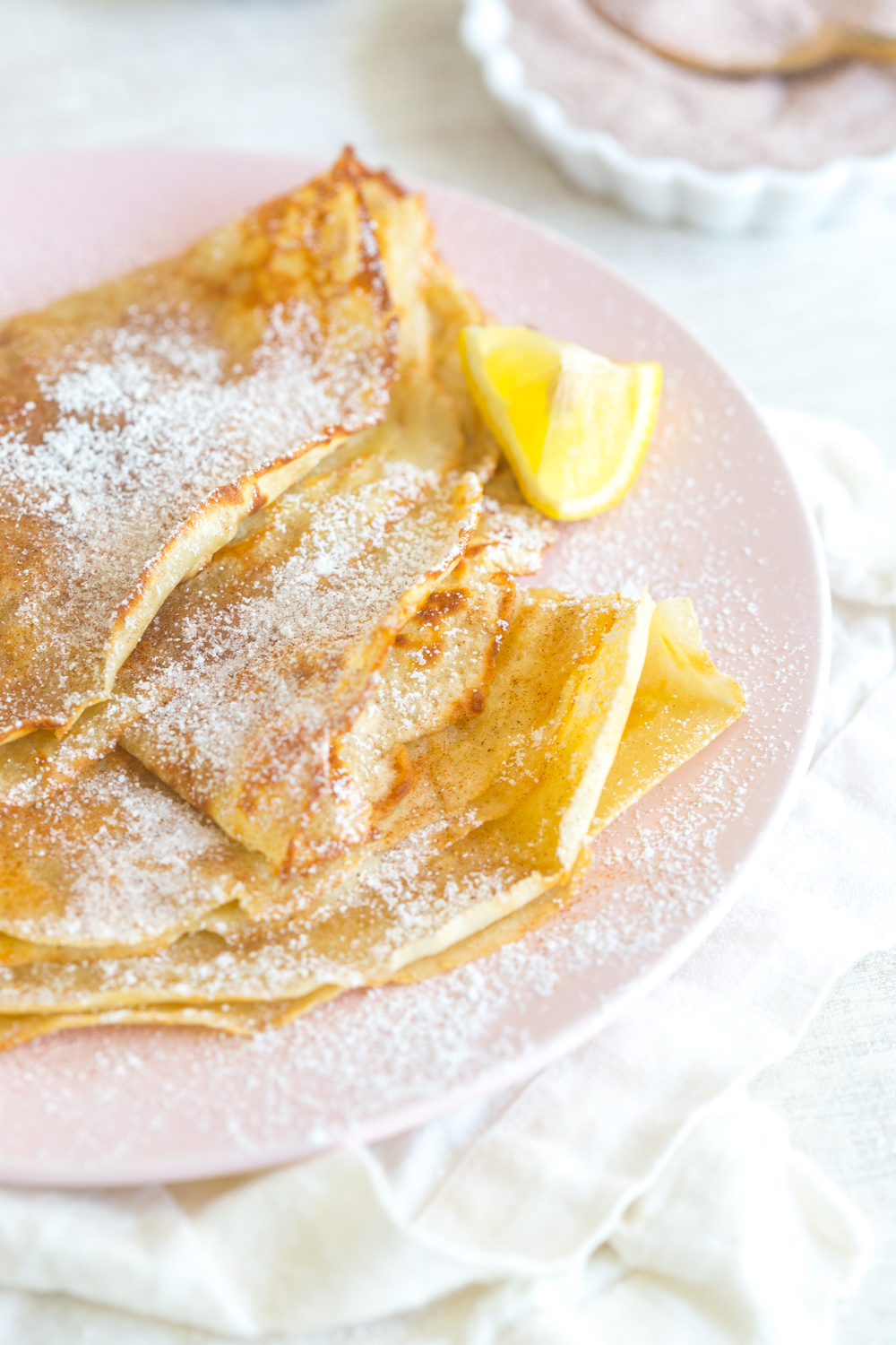 The Best Basic Crepes.