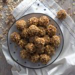 Muesli Almond Energy Balls by Baking The Goods