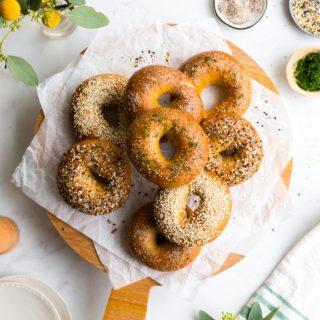 Best Basic Bagels by Baking The Goods