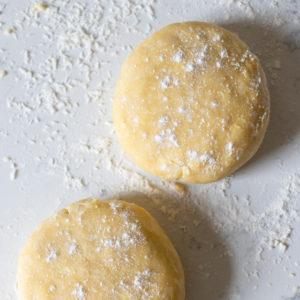 Coconut Pie Dough