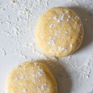 Coconut Pie Dough by Baking The Goods