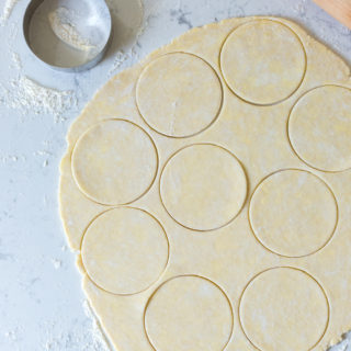 Cream Cheese Pie Dough by Baking The Goods